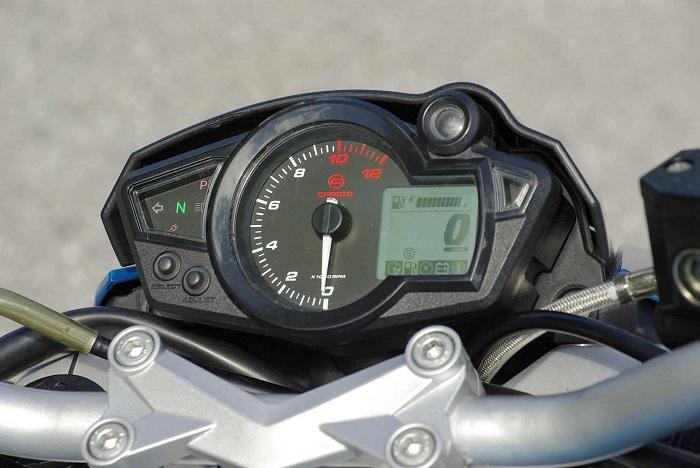 Race Fiero 150fr meter